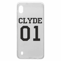 Чехол для Samsung A10 Clyde 01