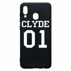Чехол для Samsung A30 Clyde 01