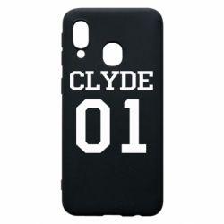 Чехол для Samsung A40 Clyde 01
