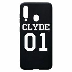 Чехол для Samsung A60 Clyde 01
