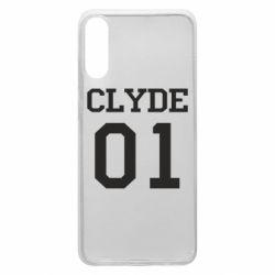 Чехол для Samsung A70 Clyde 01