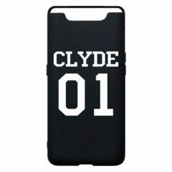 Чехол для Samsung A80 Clyde 01
