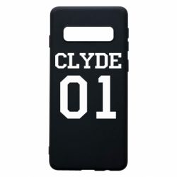 Чехол для Samsung S10 Clyde 01