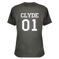 Камуфляжная футболка Clyde 01