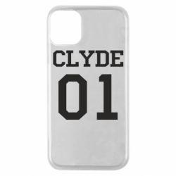 Чехол для iPhone 11 Pro Clyde 01