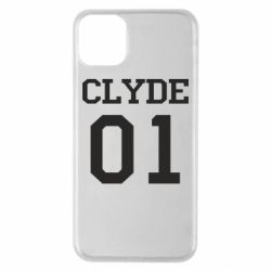 Чехол для iPhone 11 Pro Max Clyde 01