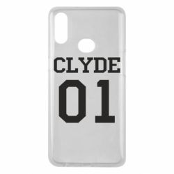 Чехол для Samsung A10s Clyde 01