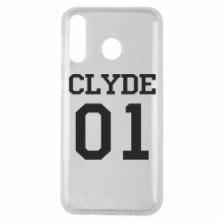 Чехол для Samsung M30 Clyde 01