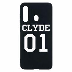 Чехол для Samsung M40 Clyde 01