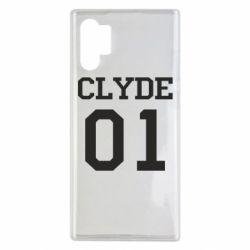 Чехол для Samsung Note 10 Plus Clyde 01