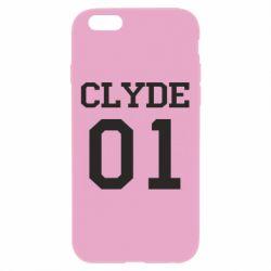 Чехол для iPhone 6 Plus/6S Plus Clyde 01