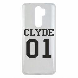 Чехол для Xiaomi Redmi Note 8 Pro Clyde 01