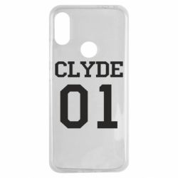Чехол для Xiaomi Redmi Note 7 Clyde 01