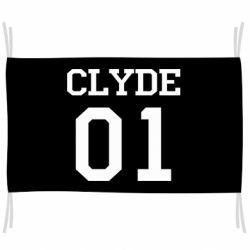 Флаг Clyde 01