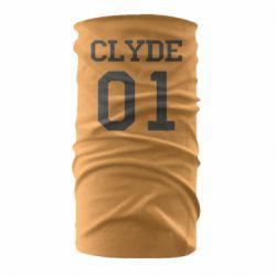 Бандана-труба Clyde 01