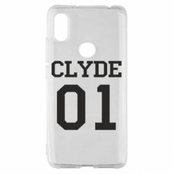 Чехол для Xiaomi Redmi S2 Clyde 01