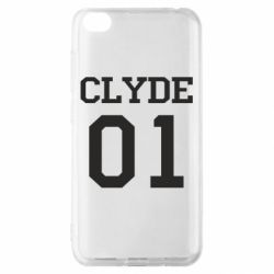 Чехол для Xiaomi Redmi Go Clyde 01