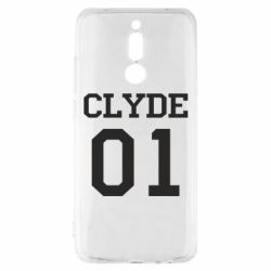 Чехол для Xiaomi Redmi 8 Clyde 01
