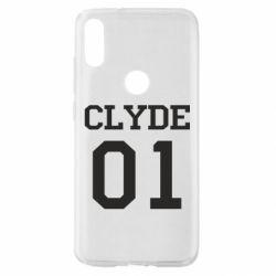 Чехол для Xiaomi Mi Play Clyde 01