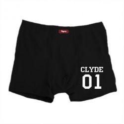Мужские трусы Clyde 01