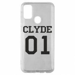 Чехол для Samsung M30s Clyde 01
