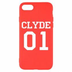 Чехол для iPhone 7 Clyde 01