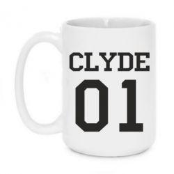Кружка 420ml Clyde 01