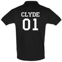 Футболка Поло Clyde 01