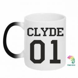 Кружка-хамелеон Clyde 01