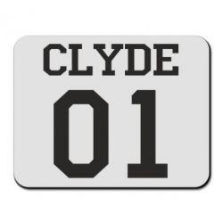Коврик для мыши Clyde 01