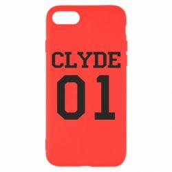 Чехол для iPhone 8 Clyde 01