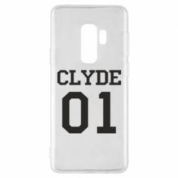 Чехол для Samsung S9+ Clyde 01