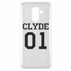 Чехол для Samsung A6+ 2018 Clyde 01