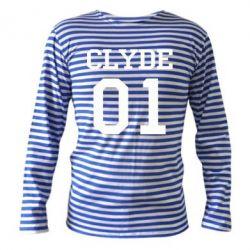Тельняшка с длинным рукавом Clyde 01