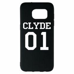 Чехол для Samsung S7 EDGE Clyde 01