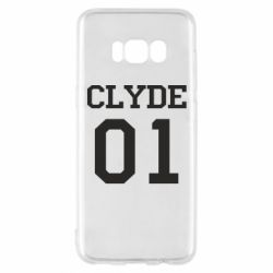 Чехол для Samsung S8 Clyde 01