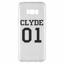 Чехол для Samsung S8+ Clyde 01