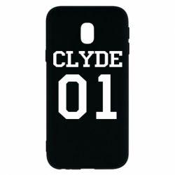 Чехол для Samsung J3 2017 Clyde 01