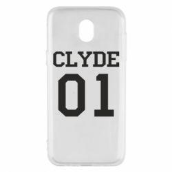 Чехол для Samsung J5 2017 Clyde 01
