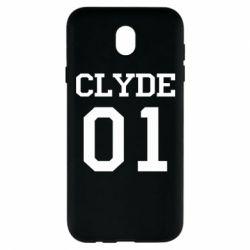 Чехол для Samsung J7 2017 Clyde 01