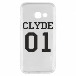 Чехол для Samsung A3 2017 Clyde 01
