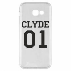 Чехол для Samsung A5 2017 Clyde 01