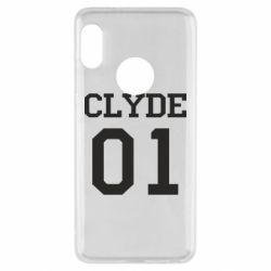 Чехол для Xiaomi Redmi Note 5 Clyde 01