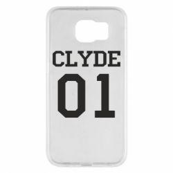 Чехол для Samsung S6 Clyde 01