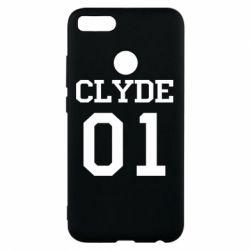 Чехол для Xiaomi Mi A1 Clyde 01
