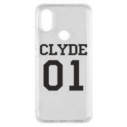 Чехол для Xiaomi Mi A2 Clyde 01