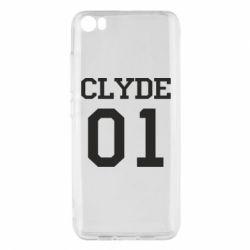 Чехол для Xiaomi Mi5/Mi5 Pro Clyde 01