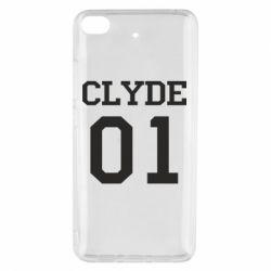 Чехол для Xiaomi Mi 5s Clyde 01