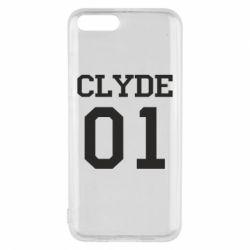 Чехол для Xiaomi Mi6 Clyde 01