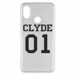 Чехол для Xiaomi Mi8 Clyde 01